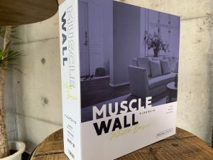 MUSCLE WALL壁紙フェイク